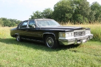 1977 Cadillac Fleetwood Brougham<br>425cid+TH400