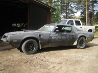 1975 Pontiac Trans Am<br>454cid LS6+TH400
