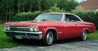 1965 Chevrolet Impala 2d HT SS<br>396cid+PG