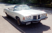 1972 Pontiac Catalina Convertible<br>400cid+TH400