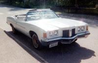 1972 Pontiac Catalina Convertible<br>400cid+TH400