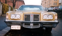 1972 Pontiac Catalina 4d sedan<br>350cid+TH400
