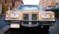 1972 Pontiac Catalina 4d sedan<br>350cid+TH400