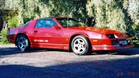 1988 Chevrolet Camaro IROC-Z<br>305cid+TH700