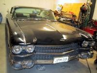 1959 Cadillac Coupe de Ville<br>390cid+Hydramatic