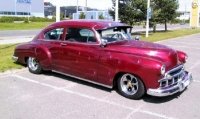1949 Chevrolet Fleetline Special 2d<br>350cid+TH350