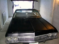 1965 Chevrolet Bel Air 4d<br>305cid+PG