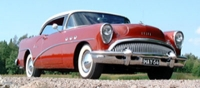 1954 Buick Century 66R 2d HT<br>322cid+Dynaflow