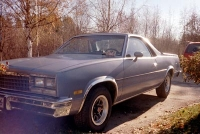 1987 Chevrolet El Camino<br>305cid+TH350