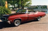 1968 Buick Skylark Convertible<br>350cid+Superturbine 300