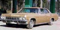 1965 Chevrolet Impala 4d HT<br>283cid+PG