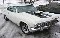 1965 Chevrolet Impala SS 2d HT<br>454cid+TH400