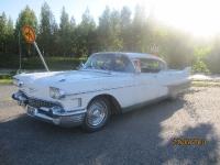 1958 Cadillac Fleetwood Sixty Special<br>365cid+Hydramatic