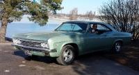 1966 Impala coupe 2D HT<br>283 + PG