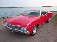 1970 Chevrolet Impala Convertible<br>400cid+TH350