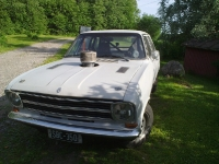 1972 Opel Kadett B<br>350cid+TH200