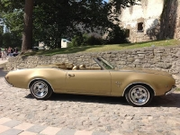 1969 Oldsmobile Cutlass S convertible<br> Rocket 350cid + TH350.