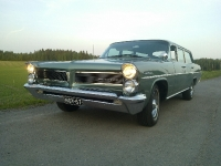 1963 Pontiac Catalina Safari Wagon<br>389cid+Hydramatic