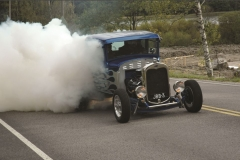 1930 Ford Hot rod <br> SBC