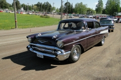 1957 Chevrolet Bel Air<br> 350 + TH 400