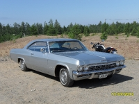 1965 Chevrolet Impala SS 2d HT<br>427 cid