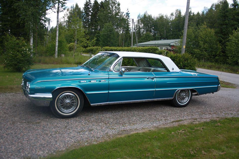 1962 Buick Invicta Wildcat 2D HT<br>401 Nailhead + Dynaflow