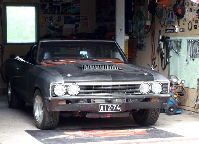 "1967 Chevrolet Chevelle ""race"""